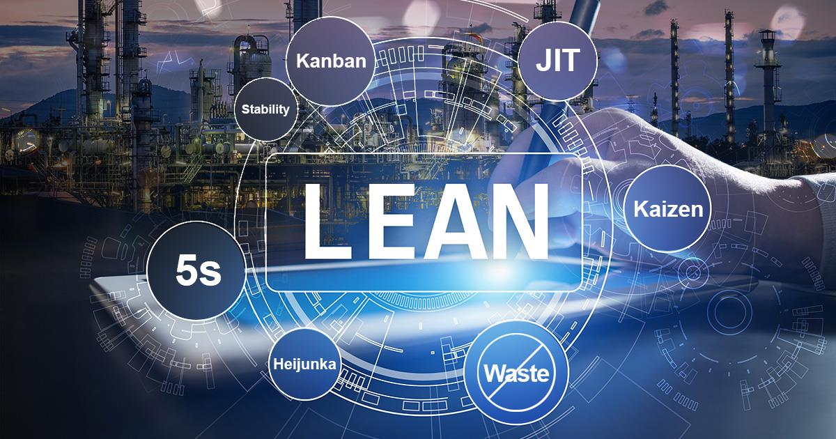 Lean Manufacturing Explained Reliable Plant