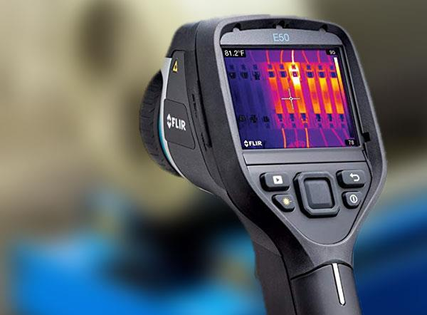 thermal-imaging camera