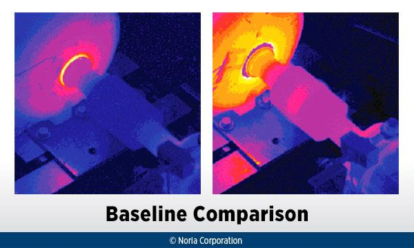 Baseline Thermography