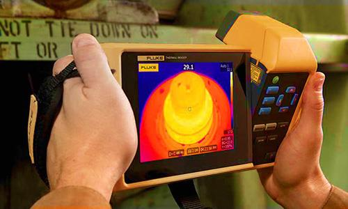 Condition monitoring thermograpghy