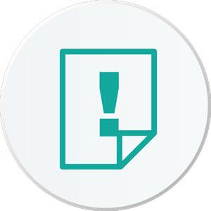 single-point lesson problem icon