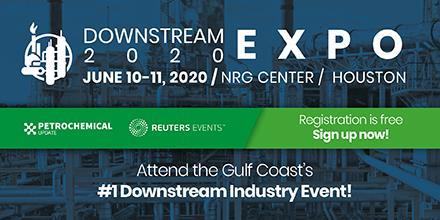 DOWNSTREAM 2020 EXPO RETURNS JUNE 10-11 | HOUSTON TX