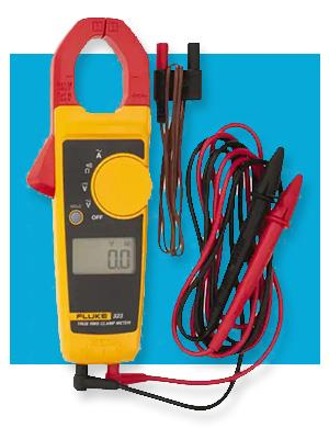Clamp-on Ammeter