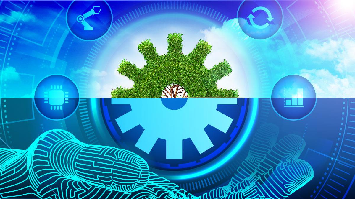 Addressing Sustainability with Industry 4.0 Advancements