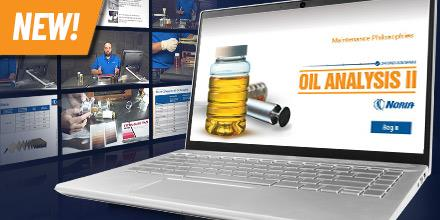 Oil Analysis II Now Available Online