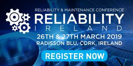 International Reliability Conference in Cork, Ireland
