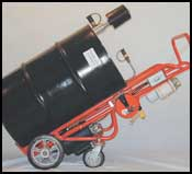 Combination Drum Dolly Filter Cart