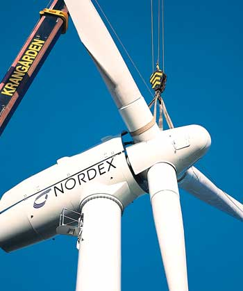 Wind Turbine Maintenance