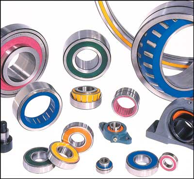 Bearings Filled with MPL