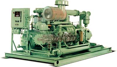 Oil Analysis Boosts Compressor Reliability