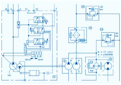 the true value of hydraulic circuit diagrams hydraulic schematic software hydraulic schematic #10