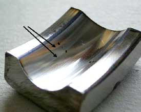 Deep-groove Ball Bearing Damage