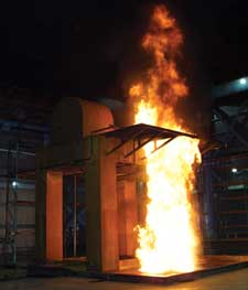 Controlling The Risk Of Lube Oil Related Fires