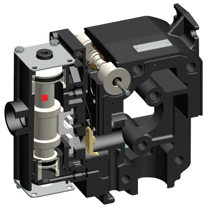 Motor technology in diaphragm pumps applied relipumps2g ccuart