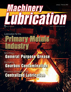 Machinery Lubrication - Cover - 1/2002