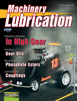 Machinery Lubrication - Cover - 11/2002