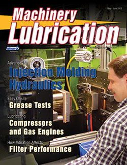 Machinery Lubrication - Cover - 5/2003