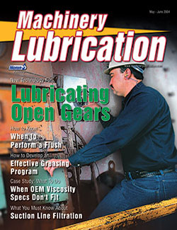 Machinery Lubrication - Cover - 5/2004