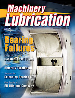 Machinery Lubrication - Cover - 7/2004