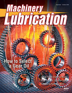 Machinery Lubrication - Cover - 9/2006