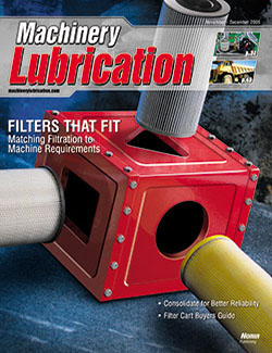 Machinery Lubrication - Cover - 11/2006