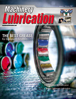 Machinery Lubrication - Cover - 1/2007