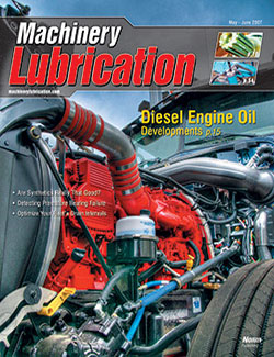 Machinery Lubrication - Cover - 5/2007