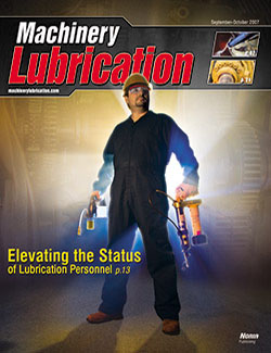 Machinery Lubrication - Cover - 9/2007