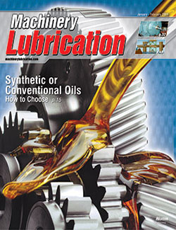 Machinery Lubrication - Cover - 1/2008