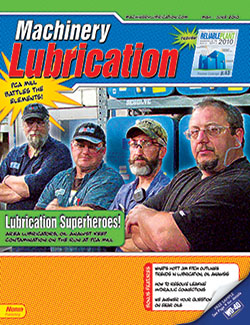 Machinery Lubrication - Cover - 5/2010