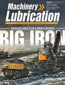 Machinery Lubrication - Cover - 4/2017