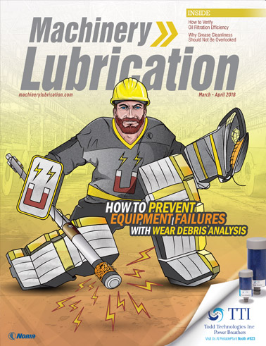 Machinery Lubrication - Cover - 4/2018
