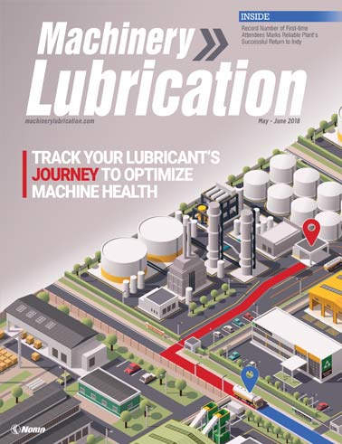 Machinery Lubrication - Cover - 6/2018