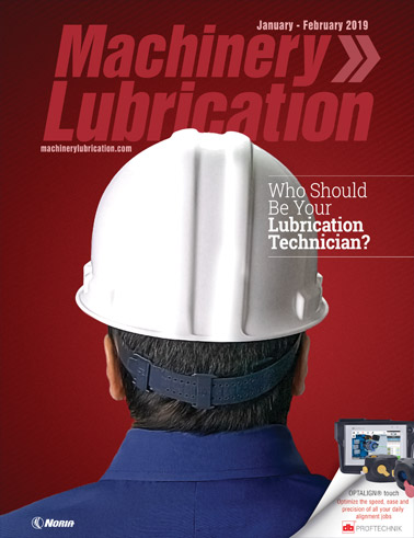 Machinery Lubrication - Cover - 2/2019