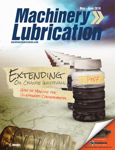 Machinery Lubrication - Cover - 6/2019