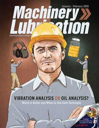 Machinery Lubrication - Cover - 2/2020