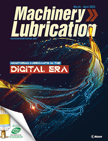 Machinery Lubrication - Cover - 4/2020