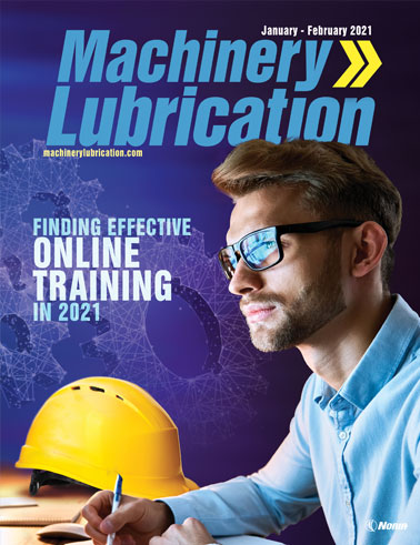 Machinery Lubrication - Cover - 2/2021