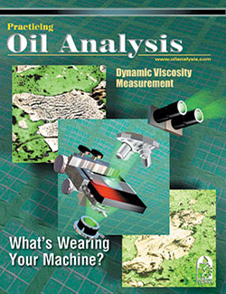 Practicing Oil Analysis - Cover - 9/1999