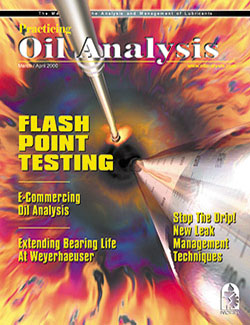Practicing Oil Analysis - Cover - 3/2000