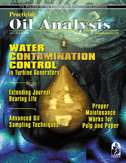 Practicing Oil Analysis - Cover - 7/2000