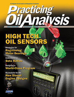 Practicing Oil Analysis - Cover - 1/2004