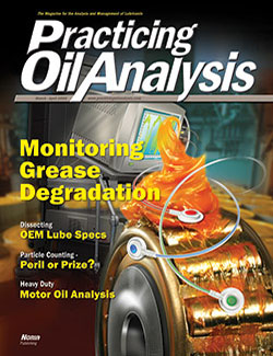 Practicing Oil Analysis - Cover - 3/2006