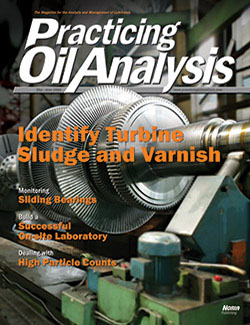 Practicing Oil Analysis - Cover - 5/2006