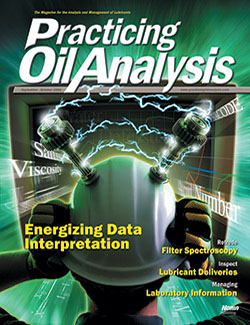 Practicing Oil Analysis - Cover - 9/2006