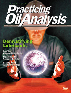 Practicing Oil Analysis - Cover - 3/2007