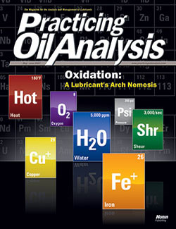 Practicing Oil Analysis - Cover - 5/2007