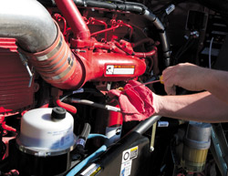 How To Optimize Oil Change Intervals In Heavy Duty Vehicles