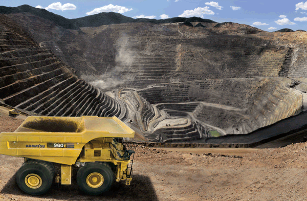 Heavy Equipment Oil Leaks : Extending oil change intervals on heavy mining equipment