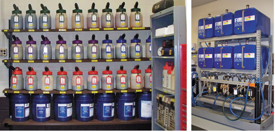 Machinery Lubrications 2013 Lube Room Challenge